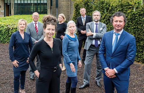 Samen sterk voor nabestaanden MH17, Antoinette Collignon in het Advocatenblad
